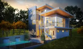 Steel Framed Houses Silicon Valley Ecosteel Prefab Homes Green Building Steel