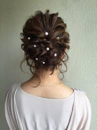 二次会の髪型特集大人女子の魅力あふれるリラクシーゴージャスな髪型