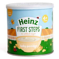 Vị Cháo Yến Mạch] Bột Heinz cho bé 4m+ lon 240g mẫu mới – AN Mart