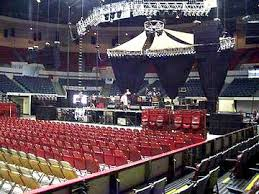 Pechanga Arena Seating Chart Seat Viewer Pechanga Arena San Diego