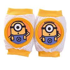 <b>Наколенники для ползания Babyhood</b> BBH-032 желтый — купить ...
