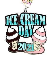 2021 Ice Cream Day 1M, 5K, 10K, 13.1 ...
