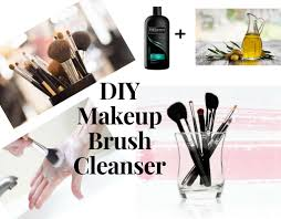 super easy fast clean makeupbrushes
