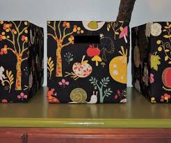 Decorative Fabric Storage Boxes DIY Fabric Storage Boxes 100 Steps with Pictures 53