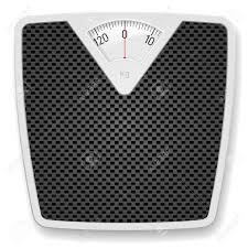 Black Bathroom Scales Weight Loss Scale Clipart Black And White Clipartfest Weight