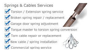 why choose paramount garage doors for your spring repair