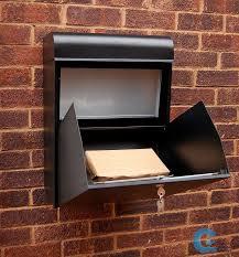 parcel box parcel box letter box