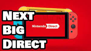 Rumor: Nintendo Direct in September, Possible Games To be Shown! - YouTube