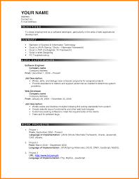 Pretty Sample Resume Format For Freshers Photos Cover Letter