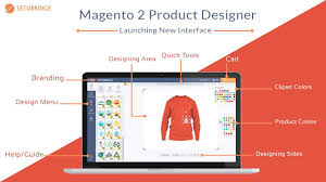 Magento Designer Tool Magento 2 Product Designer Extension New Web To Print Software Setubridge