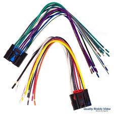 metra 71 2104 for saturn ion vue 2006 chevy hhr 2006 pontiac Wiring Harness Connectors at Chevy Hhr Abs Pigtail Wiring Harness