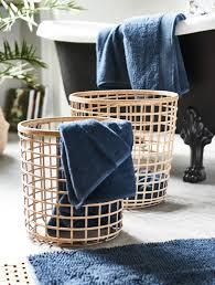 Wäschekorb Ideen Wäscheberge Stilvoll Verstecken