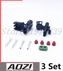 online get cheap delphi connectors aliexpress com alibaba group Delphi Wire Connectors 3 sets two pins way electrical wire connector plugs delphi 2 5 series new car part( delphi wire connector pull off force