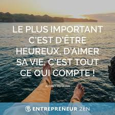 Largent Et Le Bonheur Entrepreneur Zen