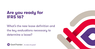 Ifrs 16 Definition Of A Lease L Grant Thornton Insights