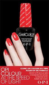 Opi Gelcolor
