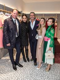 Chic Dallasites strut out for Valentino boutique grand opening - CultureMap  Dallas