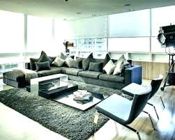 grey couch living room ideas decor dark gray sofa trend design