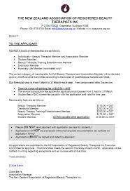 nz beauty association fees and general information fees and general information
