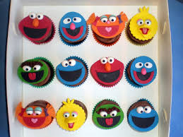 Top 8 Most Awesome And Easy Diy Sesame Street Cupcakes Ideas Hello