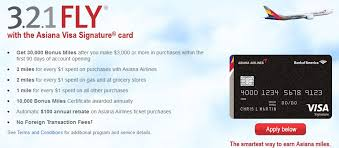 Asiana Award Chart Finally A Good Asiana Credit Card Offer And Why It Is Worth