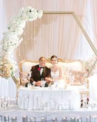 JAROWN <b>Wrought Iron Hexagonal Arch</b> Frame Wedding Stage ...
