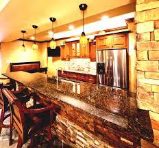 basement bar stone. Stone Backsplash Ideas Basement Modern With Bar Stools