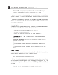 amanda zeiher resume banking teller cover letter examples custom to comma or not to comma when should we use commas and when should slideplayer