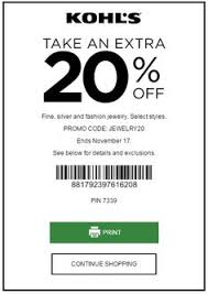 looking kohls printable in s kohls promo codes extra