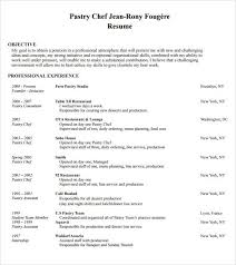 Chef Resume Templates Download Documents Pdf Word Psd Pastry Example