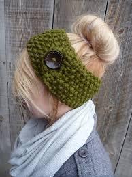 Ear Warmer Headband Knitting Pattern Interesting Decorating Ideas