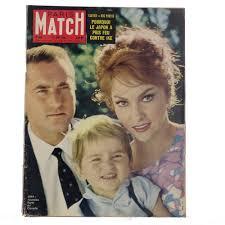 Paris Match Paris Match N 585 25 06 1960 Cartier Nos