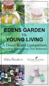 edens garden oils vs young living