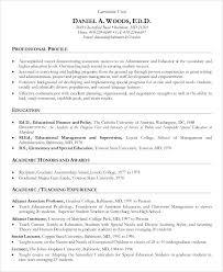 Teacher Cv Template – Equityand.co