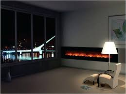 large image for electric fireplace modern flames ambiance built wall mounted al gany heater with remote