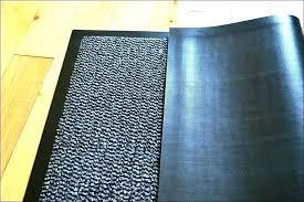 non skid carpet runners slip runner rug kitchen rugs area gray