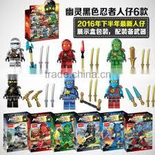 <b>Decool</b> 10041-10046 <b>Ninja</b> pirate <b>6pcs</b>/lot Minifigure <b>Toy</b> Building ...