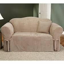 t cushion sofa slipcover brown