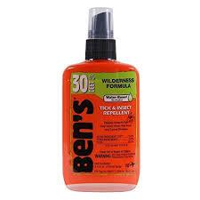 Ben S Best Guess Chart Amazon Com Bens 30 Deet Insect Repellent Spray 3 4 Oz