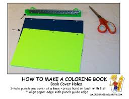 Small Picture How To Make A Coloring Book Make Your Own Coloring Books Free
