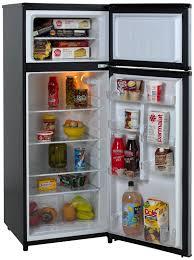 apartment sized refrigerator. Avanti 2-Door Apartment Size Refrigerator Sized U