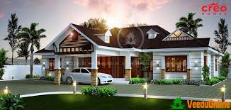 extraordinary single story house plans kerala for your home country plain ideas new home designs in