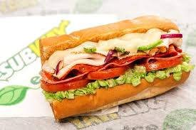 Subway Menu Calories Chart Subway Dairy Free Menu Items And Allergen Notes