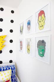 Superhero Boys Room 995 Best Kids Super Hero Bedroom Decor Images On Pinterest Super