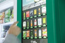 A Company Operates Vending Machines In Four Schools Magnificent Health Addiction SmartRetail Careers Funding And Management Team