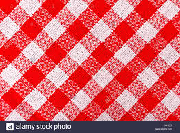 Tablecloth Pattern Best Red And White Checkered Tablecloth Pattern Texture As Background