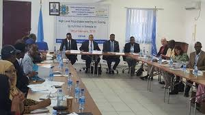 on 19 february 2018 the office of the prime minister of somalia held a high level roundtable meeting supporting the scaling up nutrition movement