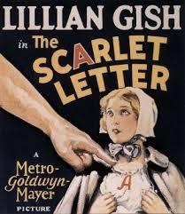 The Scarlet Letter % film