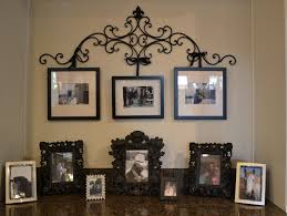 decor wrought iron scroll wall decor awesome framed wrought iron wall art plate design ideas of
