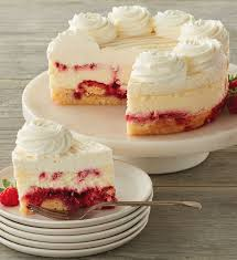 the cheesecake factory lemon raspberry cream cheesecake 7